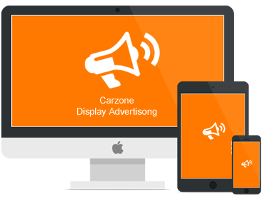 Advertise with Carzone.ie