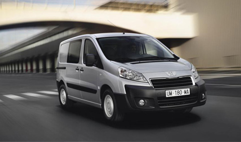 Looking For A Ger Commercial Van