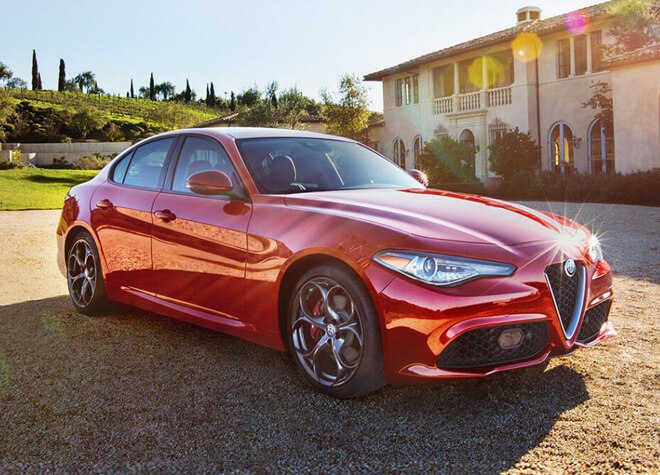 Alfa Romeo Giulia New Car