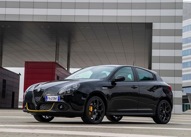 Alfa Romeo Giulietta New Car