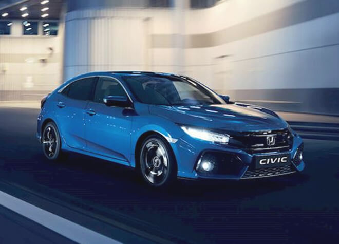 Honda Civic New Car