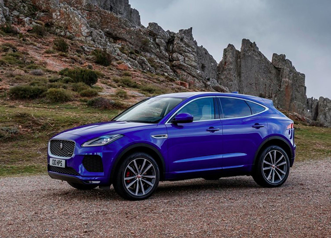 Jaguar E-Pace New Car