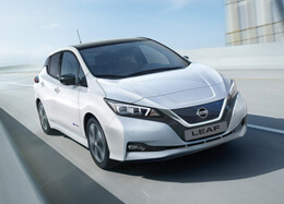 Nissan Leaf New Car