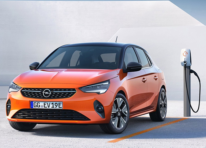Opel Corsa E New Car