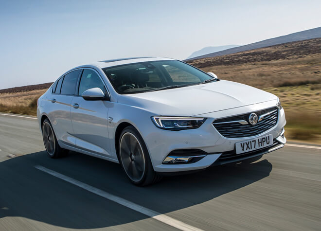 Opel Insignia New Car