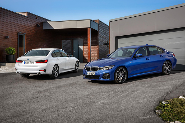 New BMW 3 Series Range