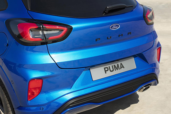 New Ford Puma Range