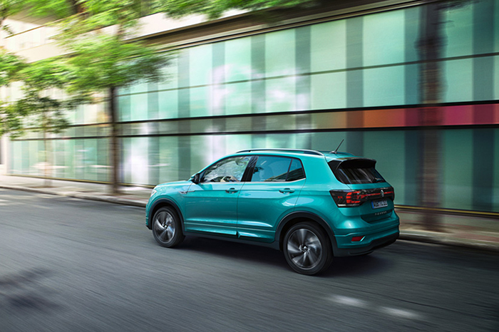 New Volkswagen T-Cross Range
