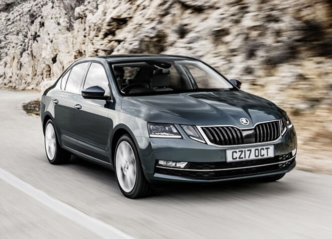 Skoda Octavia New Car
