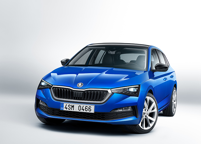 Skoda Scala New Car