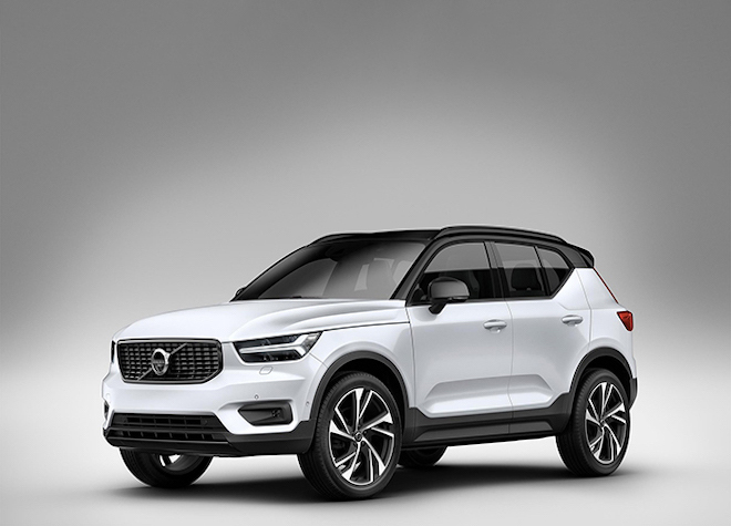 Volvo XC40 New Car