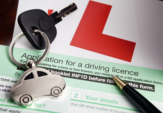 Top tips to prepare for your driving test